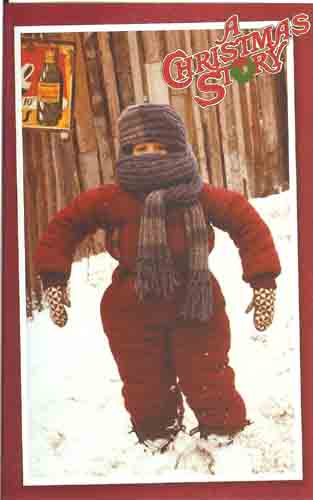a christmas story 1983 - Christmas Story Bundled Up