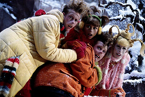 The Grinch Who Stole Christmas Movie Whoville Dr. Seuss' How the G...