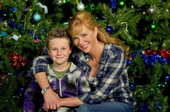Lauren Holly George Greco The town christmas forgotLauren Holly George Greco