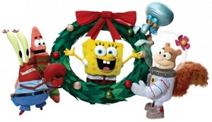 Its a SpongeBob Christmas! will premiere on CBS Friday, November 23, 2012