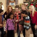 "Disney Channel kicks off its annual ""Fa-la-la-lidays"" programming event on Friday, November 29th 2013"