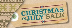 "QVC 2014 ""Christmas in July"" Schedule"