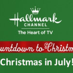 "UPDATE: Hallmark Channel's 2014 ""Christmas in July"" begins July 4th!"