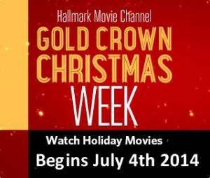 Hallmark Movie Channel S Gold Crown Christmas Marathon