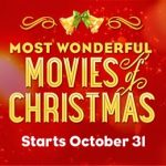 "Hallmark Movies & Mysteries' ""Most Wonderful Movies of Christmas"" begins October 31st 2014"