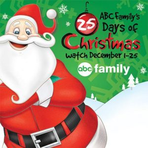 "ABC Family's 2015 ""25 Days of Christmas"" begins December 1st at 4pm ET"