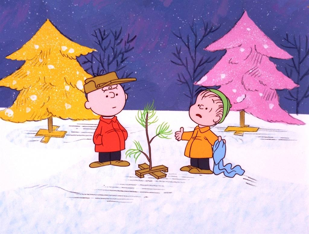"""It's Your 50th Christmas, Charlie Brown,"""" will air on ABC Monday ..."""