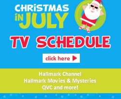 Christmas In July Qvc.On Air Presentation Christmas Christmas In July Qvc Tv