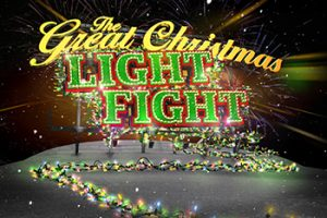 ABCs The Great Christmas Light Fight Is Back for its Fifth Festive Season to Celebrate Imagination and the Most Wonderful Time of Year, Beginning Monday, December 4th