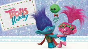 DreamWorks Trolls Holiday Spreads Musical Cheer as Animated Special Arrives Friday, November 24th on NBC