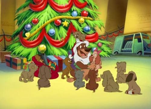 an all dogs christmas carol 1998 - All Dogs Christmas Carol