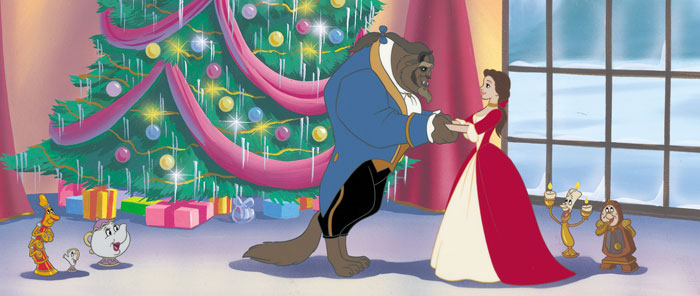 Beauty and the Beast - The Enchanted Christmas (1997)