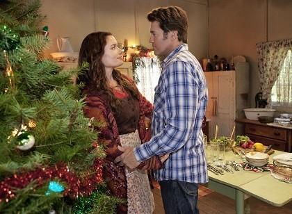 Christmas Comes Home to Canaan (2011)