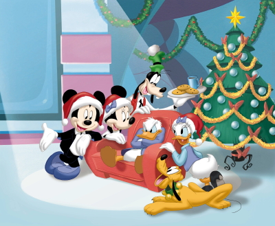 mickeys magical christmas snowed in at the house of mouse 2001 - Mickey Magical Christmas