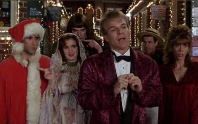 mixed nuts 1994 - Steve Martin Christmas Movie