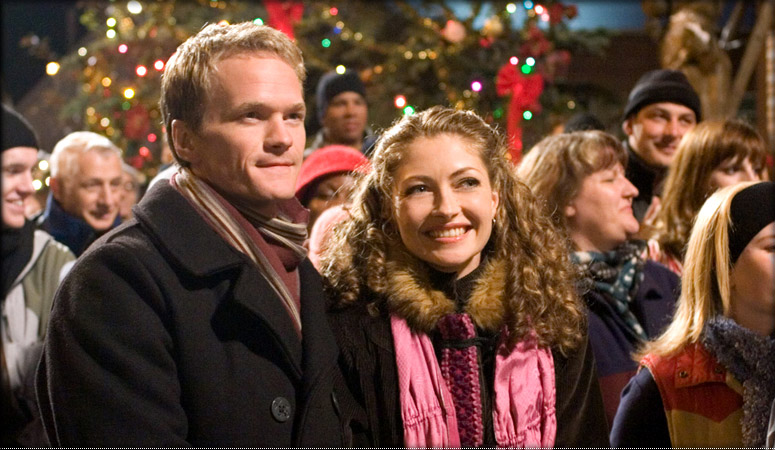 The Christmas Blessing - DVD Image