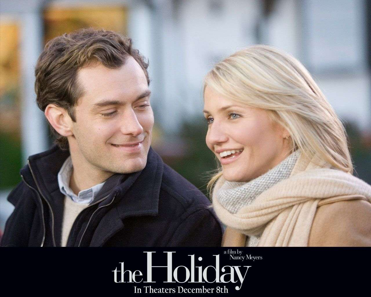 2017 25 Days Of Christmas >> The Holiday (2006) – 2018 Christmas Movies on TV Schedule – Christmas Movie A to Z Database