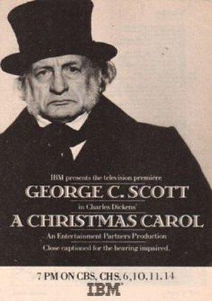 A Christmas Carol (1984) – Christmas Movies on TV Schedule – Christmas Movie Database