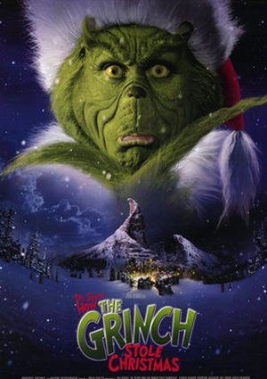 Dr. Seuss' How the Grinch Stole Christmas (2000)