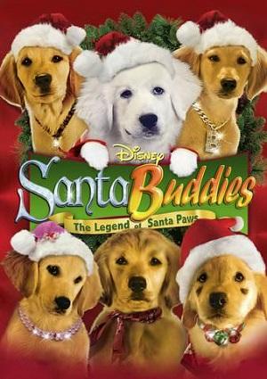 Santa Buddies: The Legend of Santa Paws (2009)