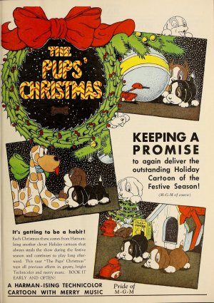 The Pups' Christmas (1936)