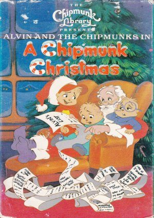A Chipmunk Christmas (1981)