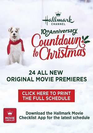 Eloise At Christmastime Vhs.Hallmark Channel 2019 Countdown To Christmas Tv Schedule