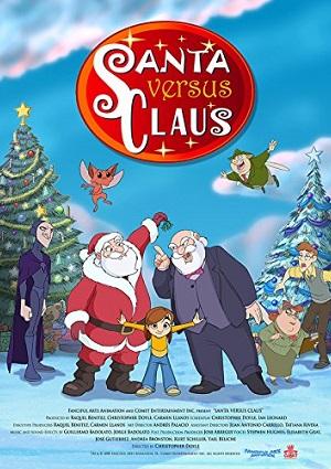 Santa Vs. Claus (2008)