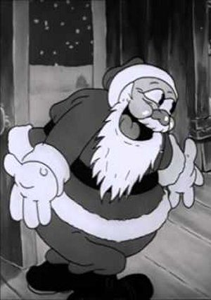 The Shanty Where Santy Claus Lives (1933)