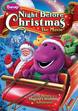 Barney's Night Before Christmas – The Movie (1999)