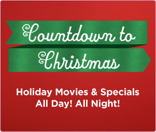 "Hallmark Channels ""Countdown to Christmas"" begins October 27th 2017"