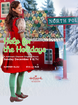 Abc 25 Days Of Christmas 2017 >> Help for the Holidays (2012) – 2017 Christmas Movies on TV Schedule – Hallmark Channel Countdown ...