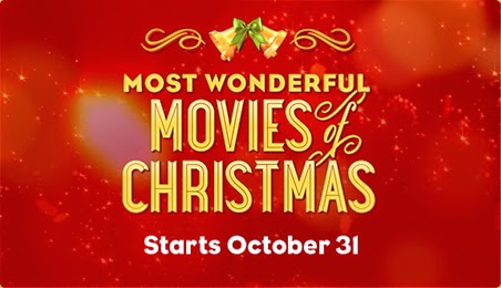"Hallmark Movies & Mysteries Rings in the Holidays with ""The Most Wonderful Movies of Christmas,"" Featuring Originals and Beloved Christmas Classics Round-the-Clock Beginning October 31st"