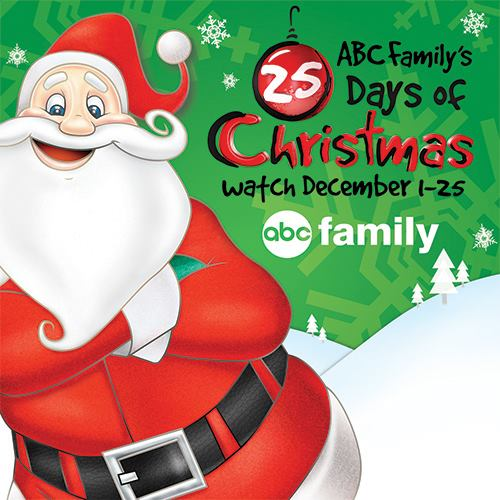 "ABC Family's 2015 ""25 Days of Christmas"" begins December 1st"
