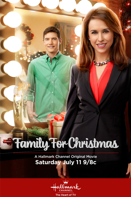Family for christmas 2015 2017 christmas movies on tv for Hallmark christmas in july 2017 schedule