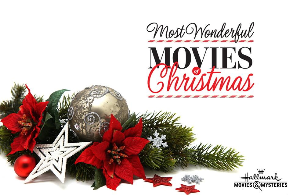 The Most Wonderful Movies of Christmas on the Hallmark Movies & Mysteries begins in October
