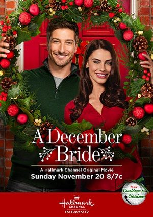 A December Bride airs tonight June 7th on the Hallmark Channel