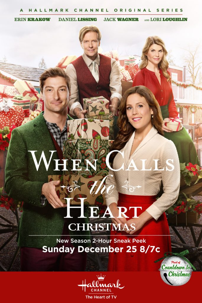 When Calls the Heart Christmas (2016)
