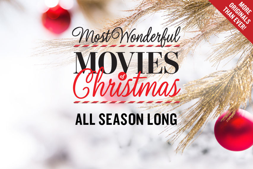2016 Hallmark Movies & Mysteries The Most Wonderful Movies of Christmas