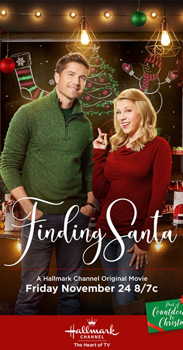 Finding santa 2017 2017 christmas movies on tv for Hallmark christmas in july 2017 schedule