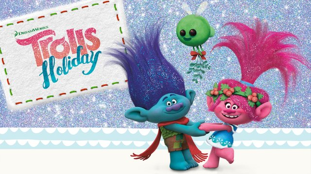 """DreamWorks Trolls Holiday"" Spreads Musical Cheer as Animated Special Arrives Friday, November 24th on NBC"