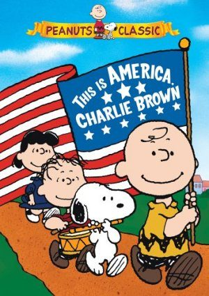 This is America, Charlie Brown: The Mayflower Voyagers (1988)