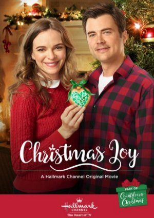 Christmas Joy airs tonight June 13th on the Hallmark Channel