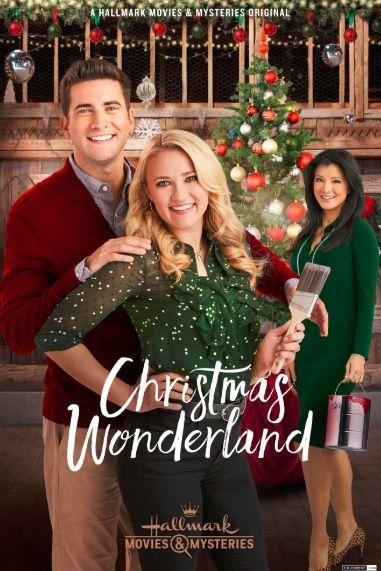 Christmas In Wonderland.Christmas Wonderland 2018 Christmas Movies On Tv