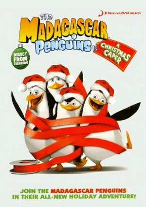 The Madagascar Penguins In a Christmas Caper (2005)