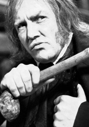 Albert Finney, who portrayed Ebeneezer Scrooge passed away February 7, 2019 at the age of 82