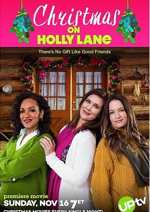 Christmas on Holly Lane (2018)