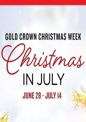 Hallmark Christmas In July Logo.Christmas In July Begins June 28th On Hallmark Movies