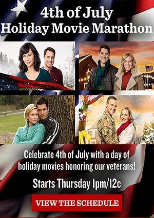 Celebrate the 4th of July with Hallmark Movies & Mysteries
