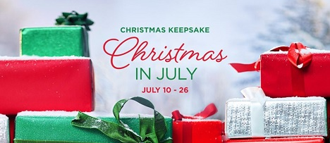 Christmas In July Schedule 2020 2020 Christmas in July TV Schedule – Hallmark Keepsake Week, QVC